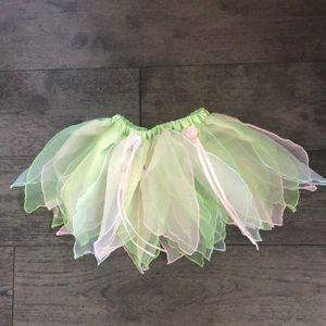 Hanna Andersson Fairy girl's tutu skirt